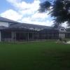 Pool Enclosure Mansard Hip Style Roof