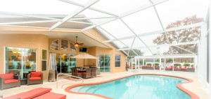 Pool Enclosure Hernando County Florida
